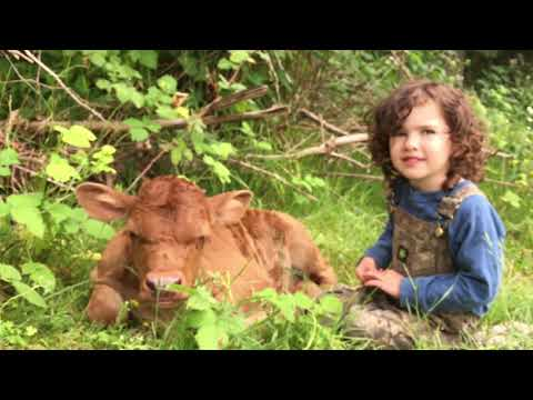 The Lil Farmer Tells Us A Little Bit About Our Newest Addition.