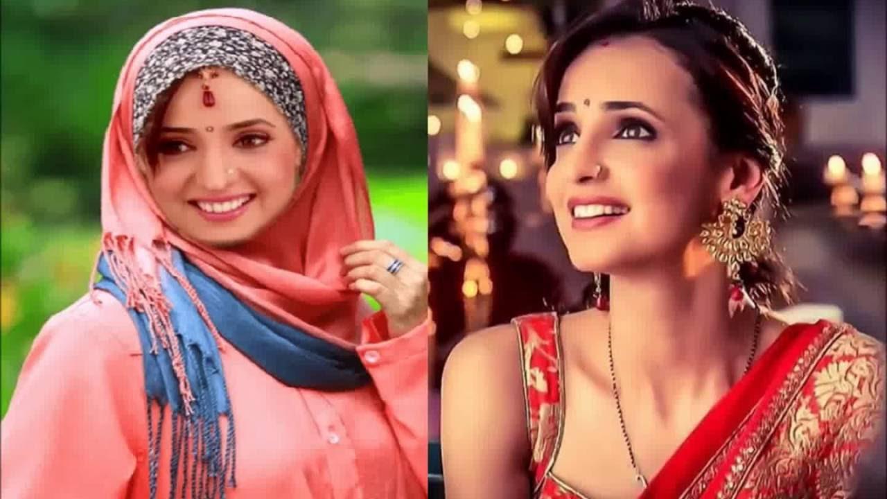 شاهدوا كيف تبدوا سانايا ايراني بطلة مسلسل حبيبي دائما بالحجاب