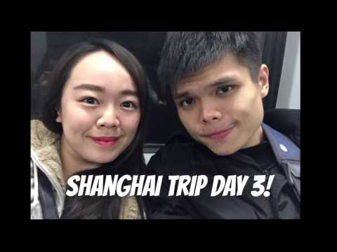 SHANGHAI IN MARCH'2017 - PART 3