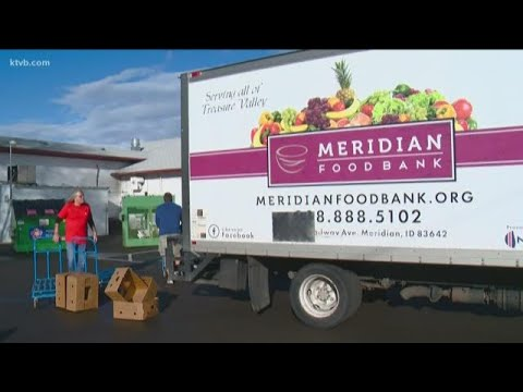 Viewpoint Meridian Food Bank Founder Retires After Helping 20 Years