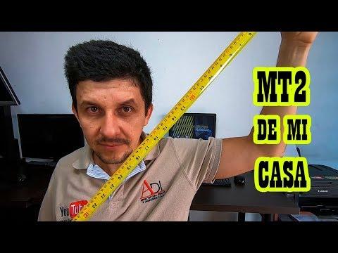 COMO CALCULAR LOS METROS CUADRADOS CONSTRUIDOS DE UNA CASA