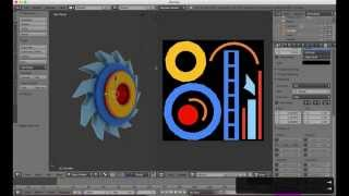 Blender: low poly modeling & texturing in under 20 minutes