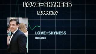Love shyness Medical Condition