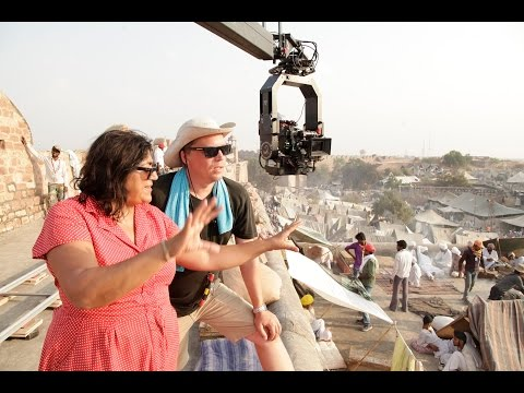 The Making of VICEROY'S HOUSE. Gurinder Chadha, Hugh Bonneville, Gillian Anderson. IN CINEMAS NOW