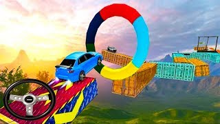 Impossible Tracks Stunt Car Racing Fun ▶️ Best Android Games - Android GamePlay HD - Racing Games