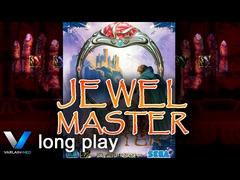JEWEL MASTER ジュエル・マスタ (Sega Genesis) - Complete Playthrough