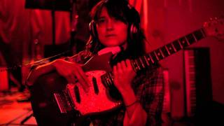 Warpaint recording  2010  LA