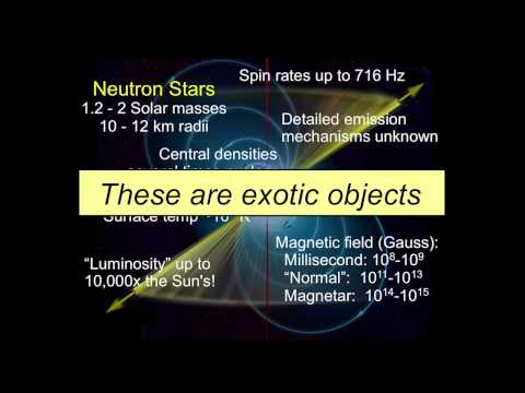 Pulsars, Magnetars, Black Holes (Oh My!): The Wickedly Cool Stellar Undead