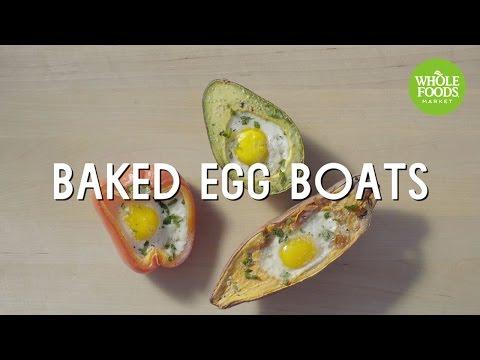 Baked Egg Boats   Food Trends   Whole Foods Market