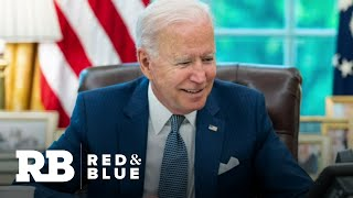 Biden meets with key Democrats to try to unify party around his domestic agenda