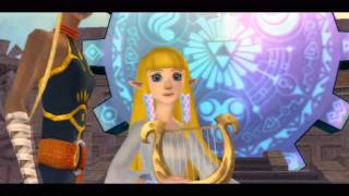 Legend of Zelda: Skyward Sword - Showdown At The Gate of Time [HD]