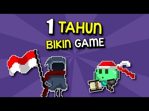 Hasil 1 Tahun Menjadi Game Developer INDONESIA!