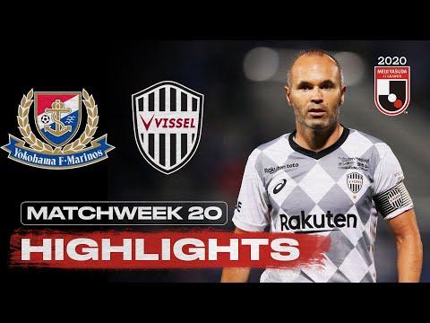 Yokohama M. Kobe Goals And Highlights