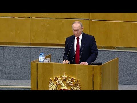 Президент: Сложный период падения цен на нефть и пандемии коронавируса Россия пройдет достойно.