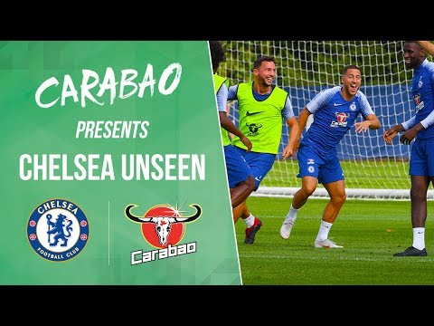 Why Are Hazard, Luiz & Co Going Crazy In The Rondo? | Chelsea Unseen