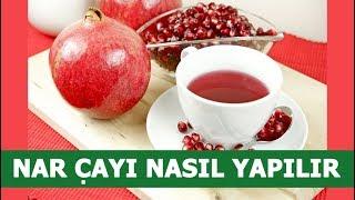Nar çayı | Nar kabuğu çayı | Nar kabuğunun faydaları | laforizma