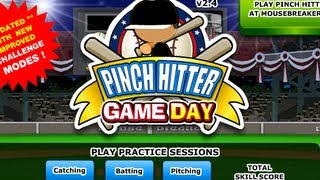 Pinch Hitter Game Day Walkthrough