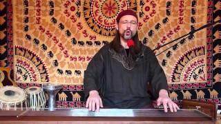 Wolfram Wieser - Obertongesang, Monochord