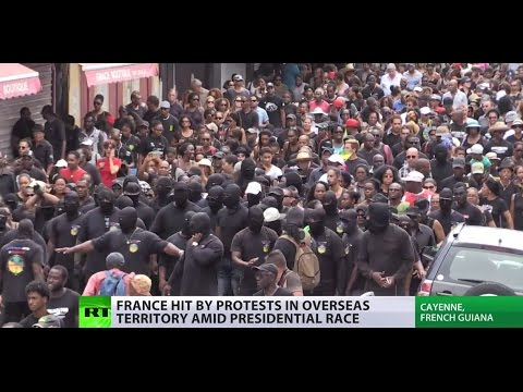 'No rocket will take off': Main EU space centre under threat amid protests in French Guiana