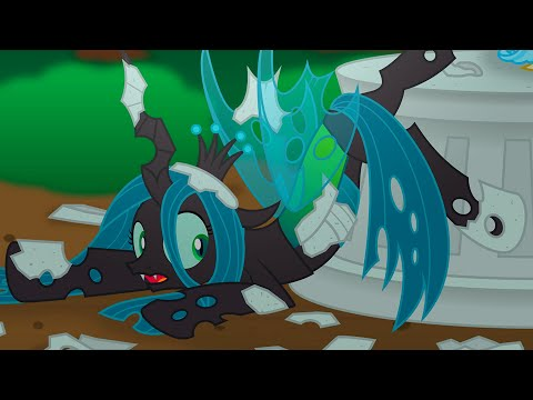 Freeing Chrysalis From Stone