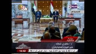 خبير مائي: من مصلحة السودان التوافق مع مصر حول «سد النهضة»