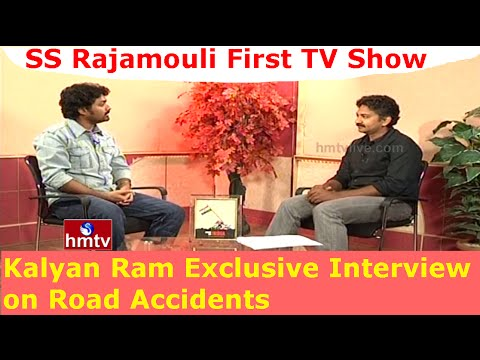 SS Rajamouli First TV Show | Kalyan Ram Exclusive Interview on Road Accidents | COME ON INDIA | HMTV