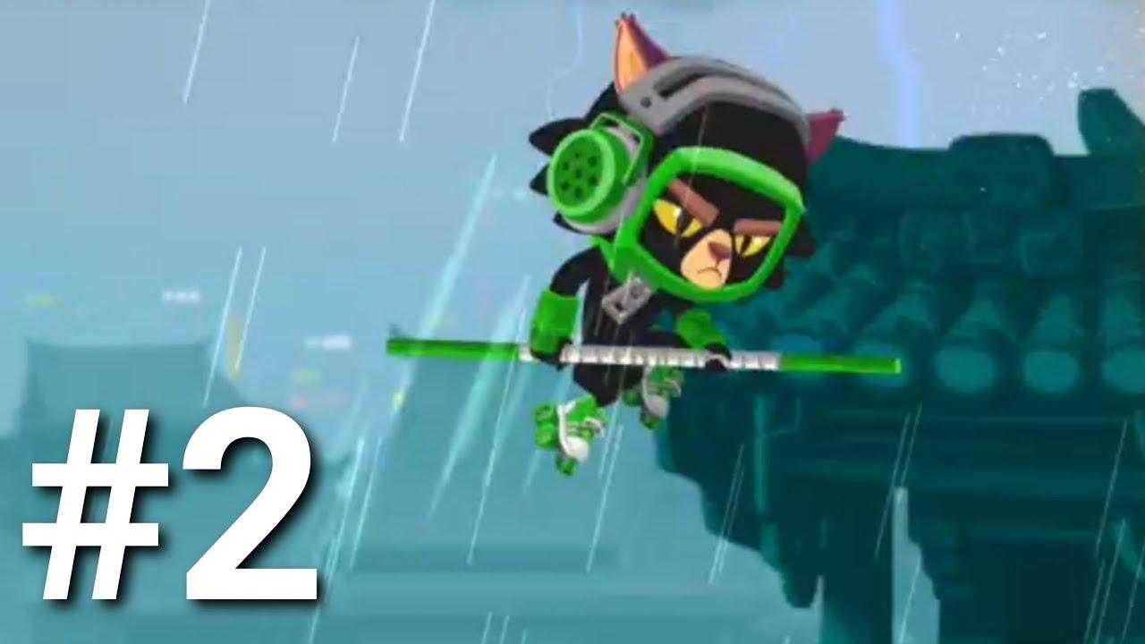 Ninja Dash Run PART 2 Gameplay Walkthrough - iOS / Android