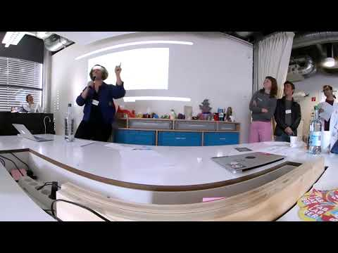 Science Hack Day Berlin 2016 -  Total Recall Nails