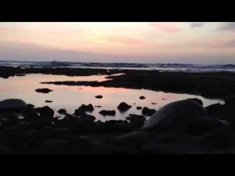 Hawaii Big Island 2014 Highlights (RAW) - Kaloko Honokohau sunset turtle