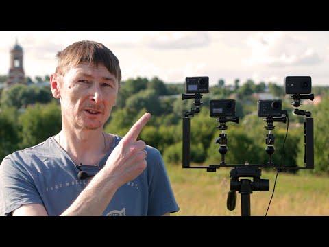 Как выбрать экшн камеру #2