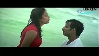 Ravi Teja & Rakshita romancing   Idiot   Telugu Movie Scene