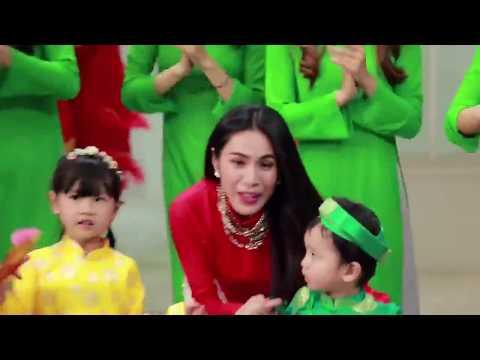 Chào Xuân Mới - Thủy Tiên | Official MV