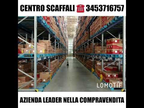 Vendo scaffalature usate bologna cerchi scaffali budrio usati
