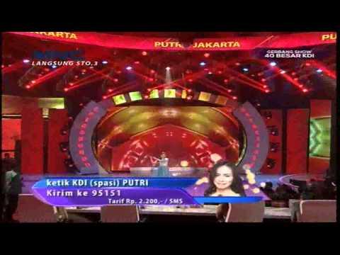 "Putri "" Kereta Malam "" Jakarta - Gerbang Show 2015 (29/4)"