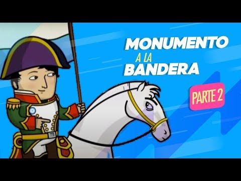 Zamba en el Monumento a la Bandera (2 de 2)