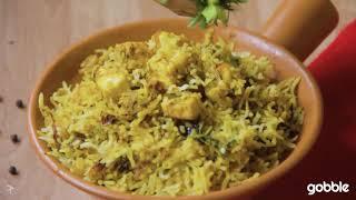 Paneer Masala Biryani | Aaj Kya Banega | Everest Spices