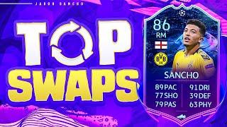 BRAND NEW EPIC FIFA 20 Squad Builder Series!! | RTTF Jadon Sancho Top Swaps!