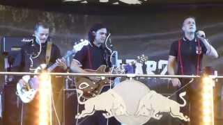 Kraftklub - Für Immer - live 2014