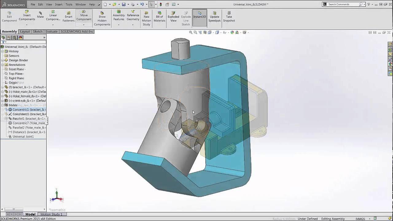 engineer-mechanical:solidworks - Jeffery J Jensen Wiki