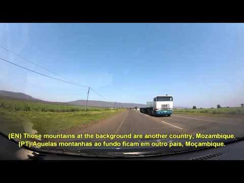 South Africa Road Trip - From Swaziland to Durban