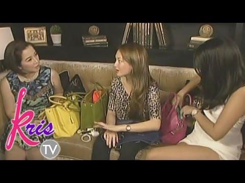 Why Ellen Adarna doesn't have a wallet in her bag