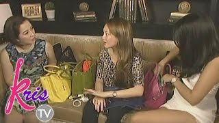 Why Ellen Adarna doesn't have a wallet in her bag