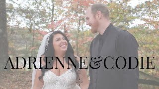 Adrienne & Codie // Venue at the Edge // 10.24.20
