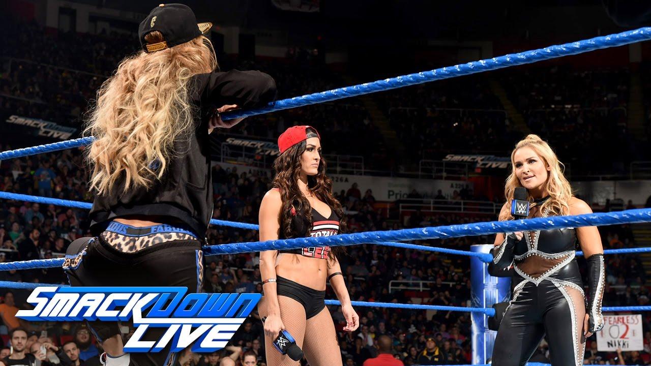 Download Natalya admits that she attacked Nikki Bella at Survivor Series: SmackDown LIVE, Dec. 20, 2016