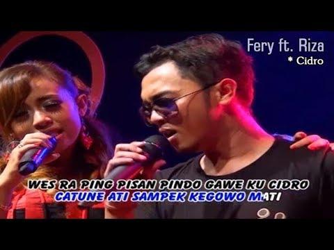 CIDRO (duet) ~ Fery + Riza Zaenal   |   Official Video