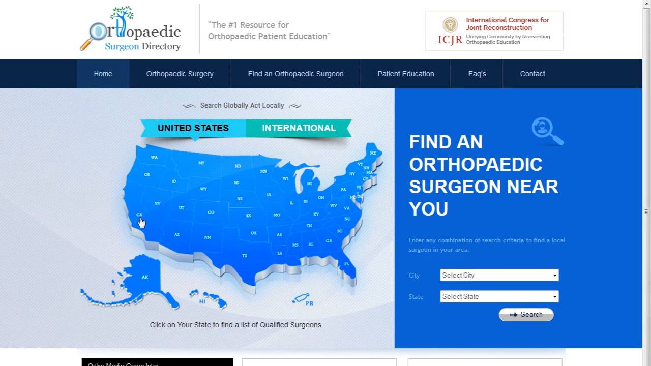 Best Orthopedic, Knee and Shoulder Surgeon Nashville, TN