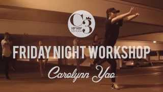 (C3) Chaotic 3 - Fall 2015 Friday Night Workshop: Carolynn Yao