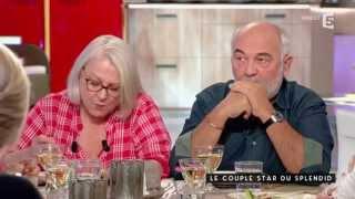 Le couple du Splendid - C à vous - 22/09/2015