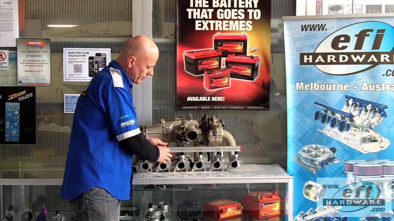 Nissan Patrol TB42 TB45 Series Engine Fuel Rail Upgrade for High  Performance Applications