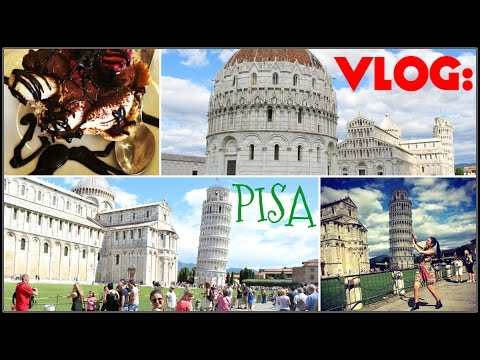 EUROTRIP Vlog: Pisa